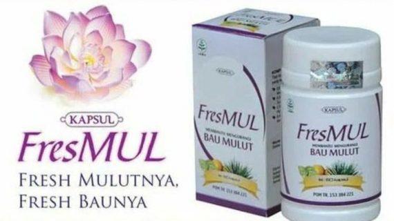 Fresmul Obat Herbal Untuk Bau Mulut