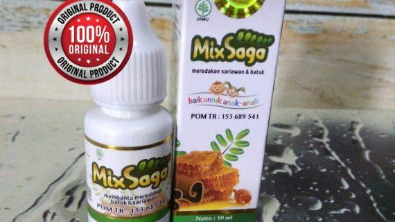 Herbal Mix Saga Obat Batuk Untuk Anak