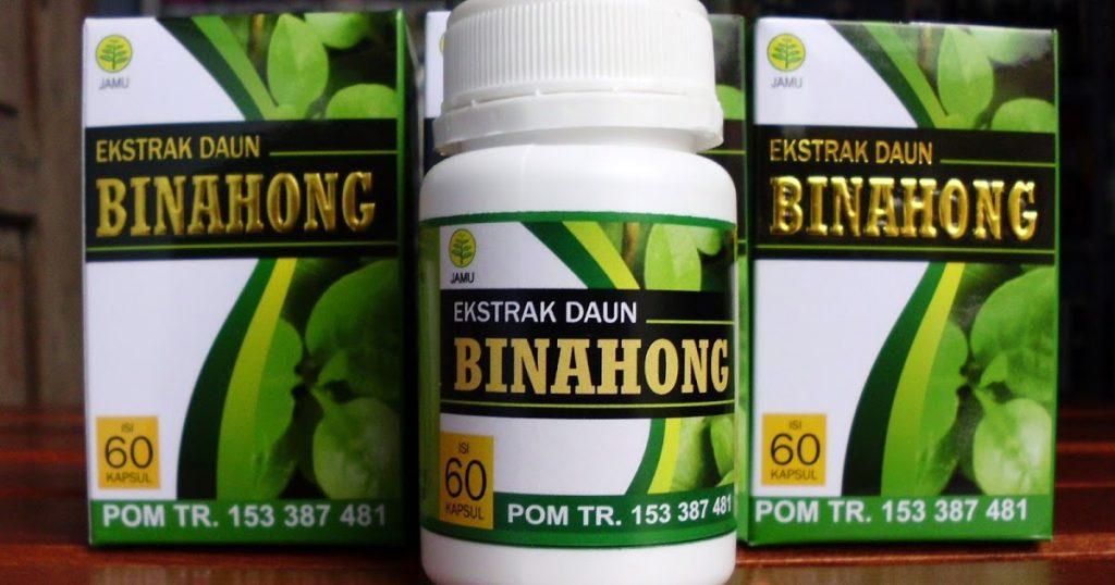 herbal binahong
