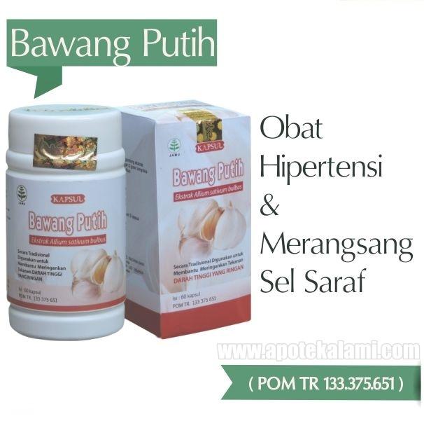 herbal bawang putih