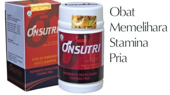 Obat Herbal Onsutri Menambah Stamina Pria