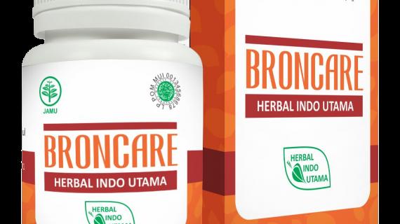 Obat Herbal Broncare Mengobati Gangguan Pernafasan