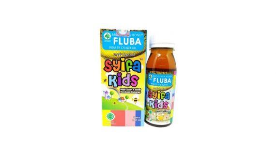 Madu Syifa Kids Mengobati Flu dan Batuk