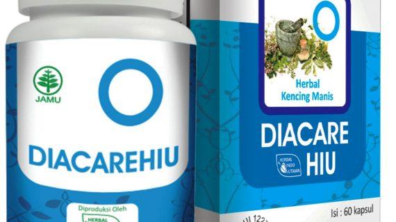 Obat Herbal Diacare Menurunkan Gula Darah