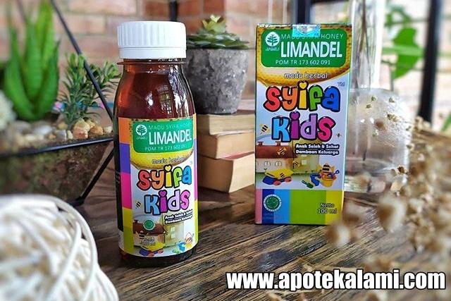 herbal syifa kids limandel