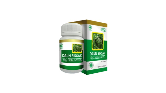 Obat Herbal Daun Sirsak Mengobati Kanker - Sehat Herbal