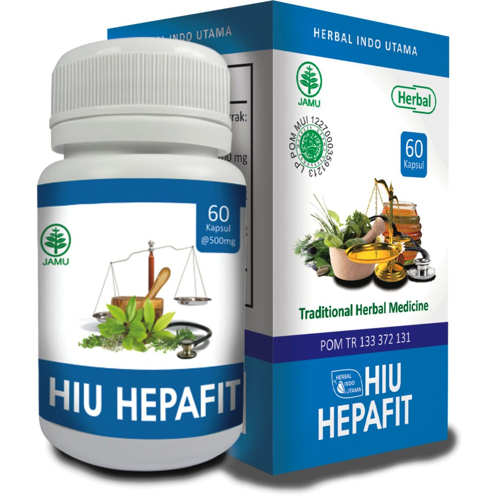 obat herbal hepafit