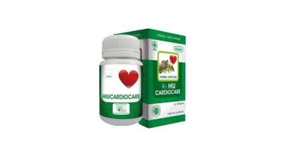 Obat Herbal Cardiocare Menjaga Kesehatan Jantung
