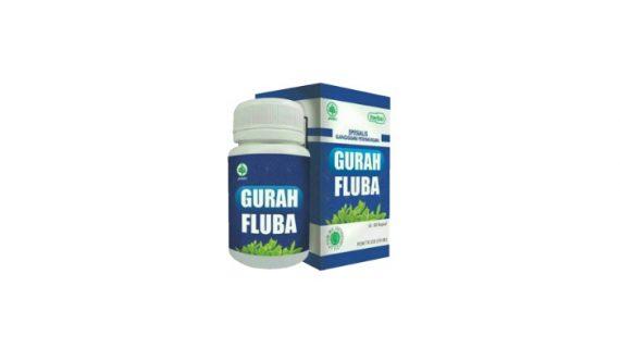 Obat Herbal Gurah Fluba Mengobati Flu dan Batuk