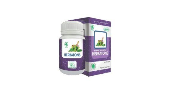 Obat Herbal Herbatons Mengobati Amandel