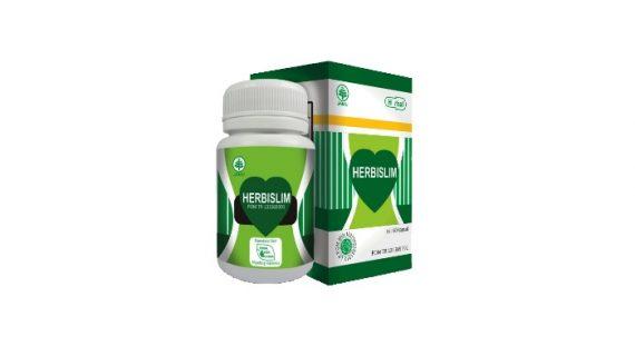 Obat Herbal Herbislim Pelangsing Badan Alami