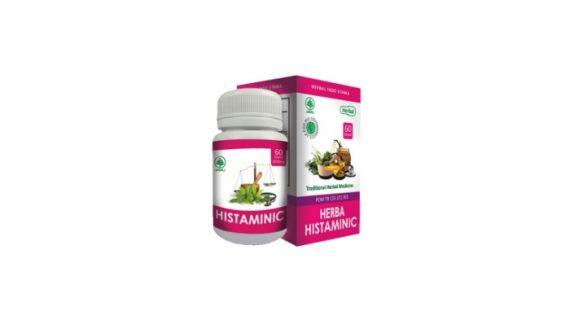 Obat Herbal Hiu Histaminic Mengobati Gatal Gatal