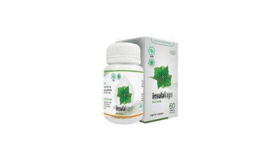 Obat Herbal Insulakaps Mengobati Kencing Manis