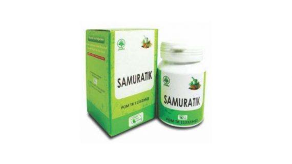 Obat Herbal Samuratik Mengobati Asam Urat dan Rematik