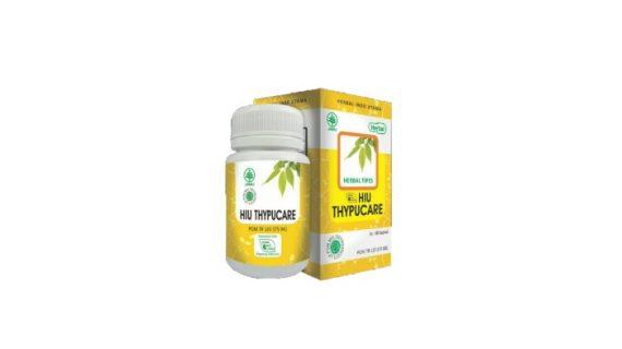 Obat Herbal HIU Thypucare Mengobati Tipus