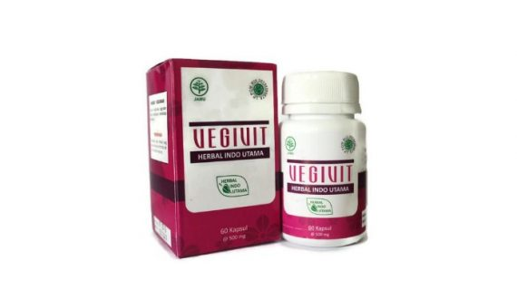 Obat Herbal Vegivit Melancarkan Haid