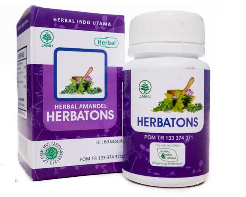 obat herbal herbatons