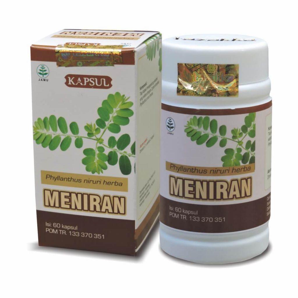 obat herbal meniran