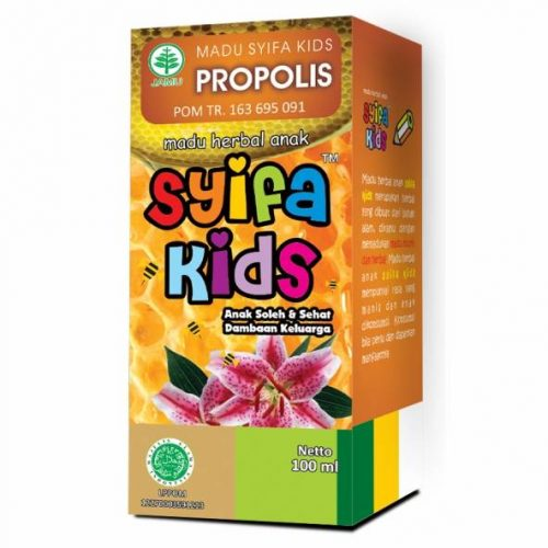 Syifa-Kids-Propolis-Herbal-Indo-Utama-Madu-Herbal-Anak
