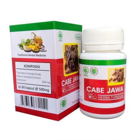 obat herbal cabe jawa