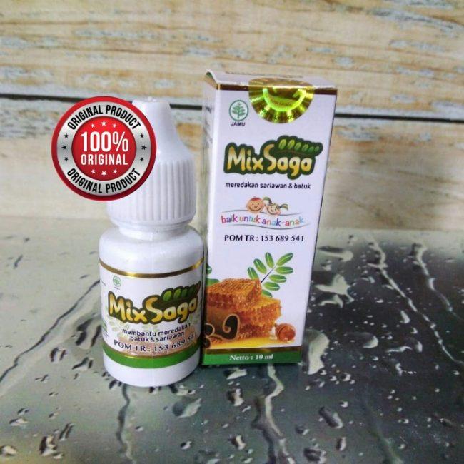 herbal mix saga