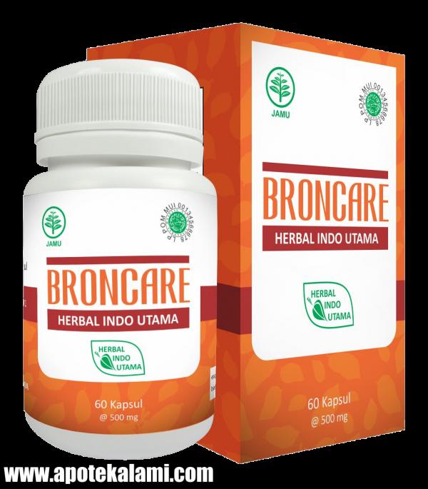obat herbal broncare