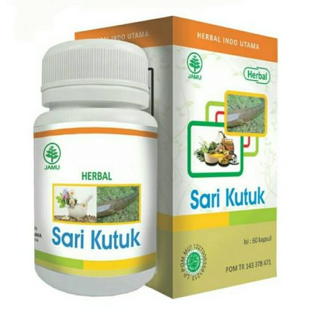 herbal sari kutuk